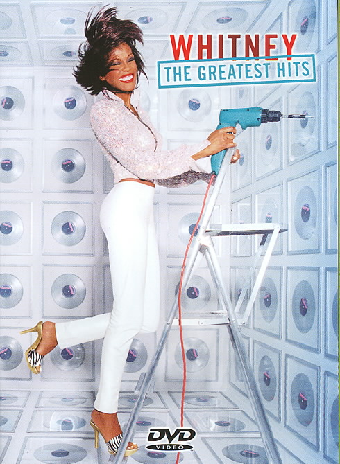 GREATEST HITS BY HOUSTON,WHITNEY (DVD)