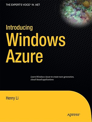 Introduction Windows Azure By Li, Henry